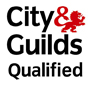 City and Guilds Trained and accredited